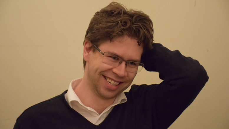 Jon Ludvig Hammer er klar for Norway Chess! Foto: Tarjei J. Svensen