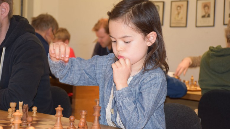 Er Lykke-Merlot (6) den nye Judit? Foto: Tarjei J. Svensen