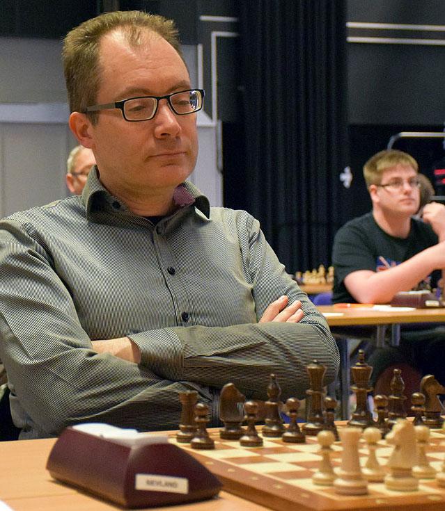 Eirik T. Gullaksen. Foto: Tarjei J. Svensen