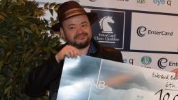 Jonathan Tisdall er toppsjakksjef i Norges Sjakkforbund. Foto: Tarjei J. Svensen