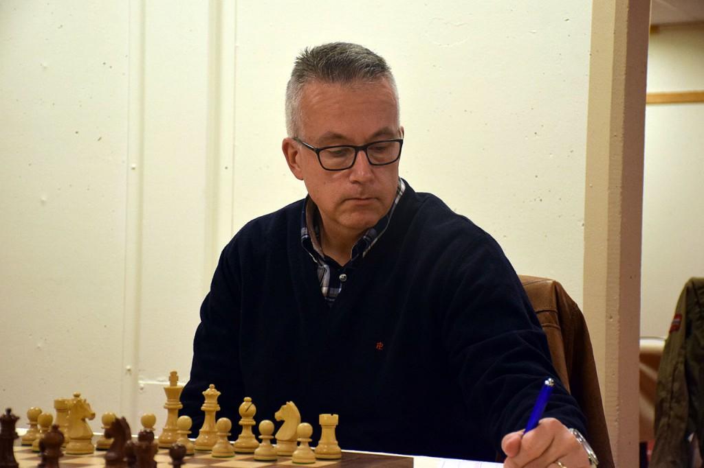 GM Einar Gausel. Foto: Tarjei J. Svensen