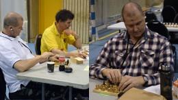 JUKSEMAKER: Stein Bjørnsen ble utestengt fra norsk sjakk i to år. Foto: Tarjei J. Svensen