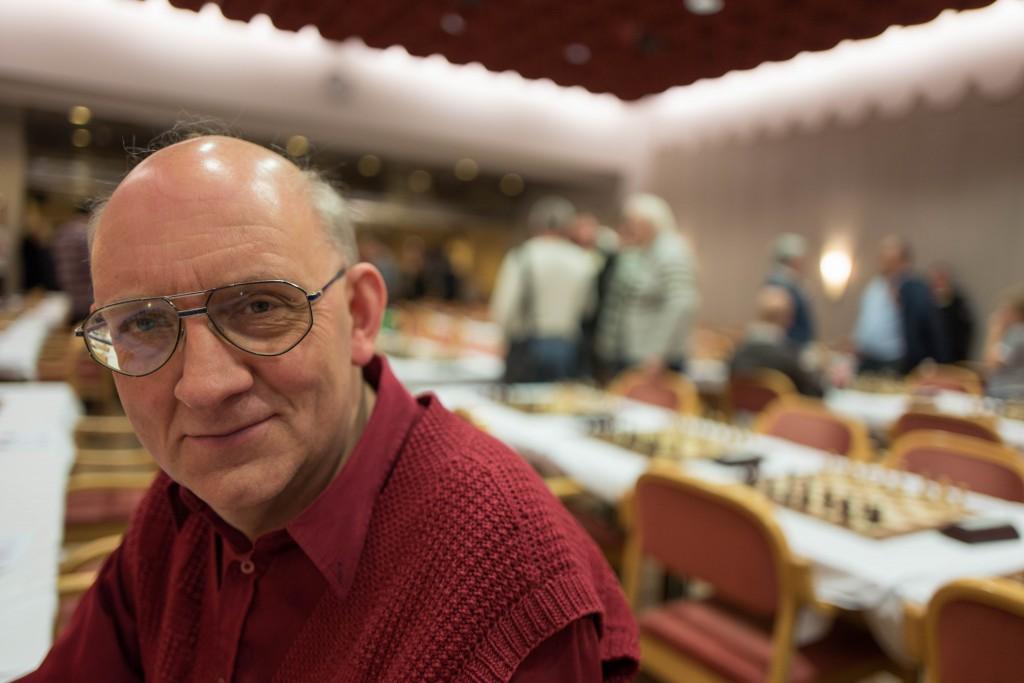 Øystein Brekke. Foto: Rolf Haug