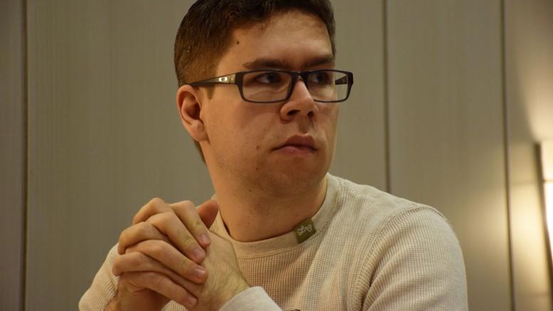 Jon Ludvig Hammer. Foto: Yerazik Khachatourian