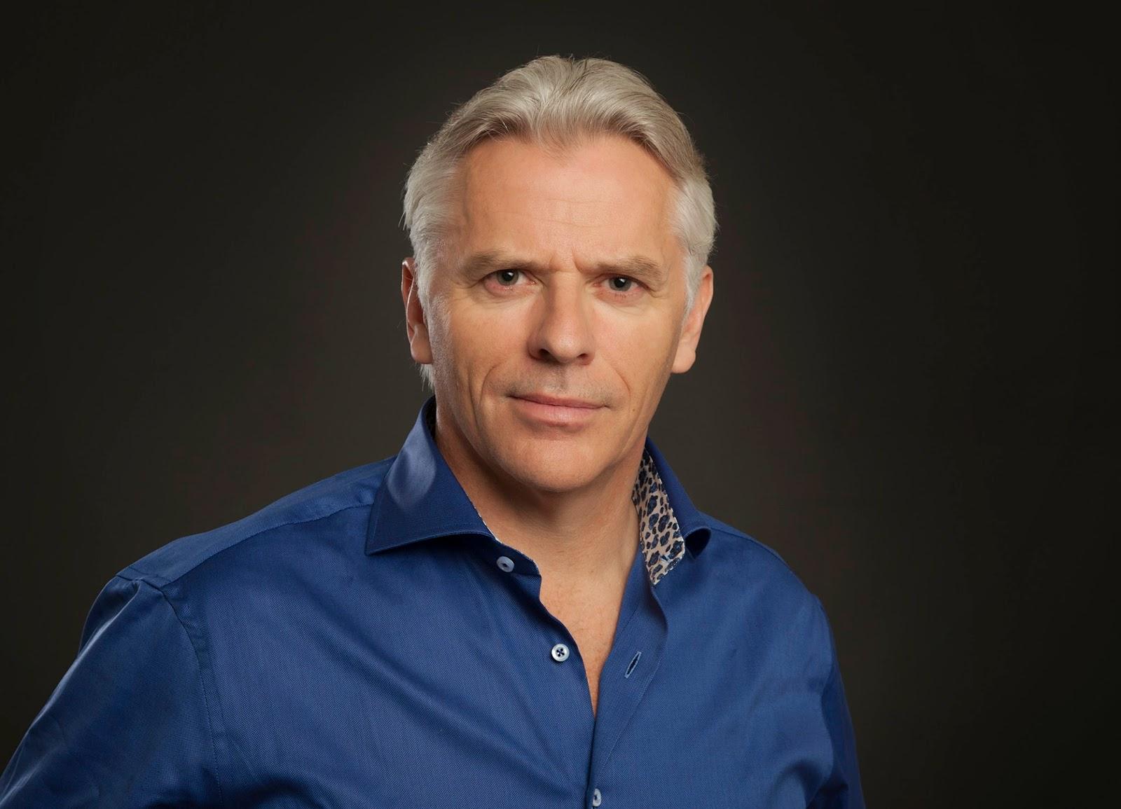 Aage Georg Sivertsen. Foto: Kagge forlag