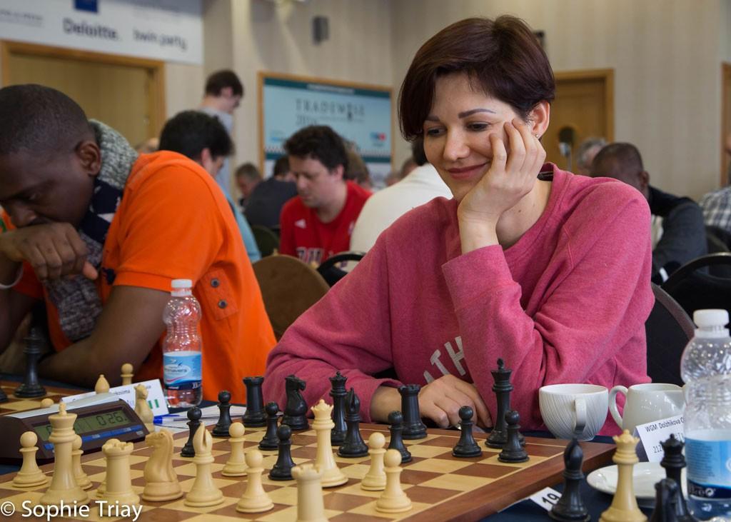 Olga Dolzhikova. Foto: Sophie Triay