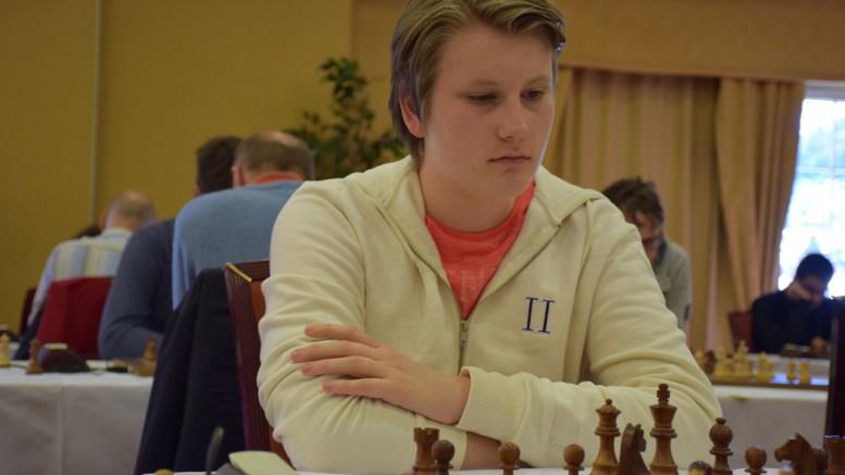 Johan-Sebastian Christiansen, her fra Fagernes tidligere i år. Foto: Tarjei J. Svensen