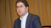 Jon Ludvig Hammer. Foto: Tarjei J. Svensen