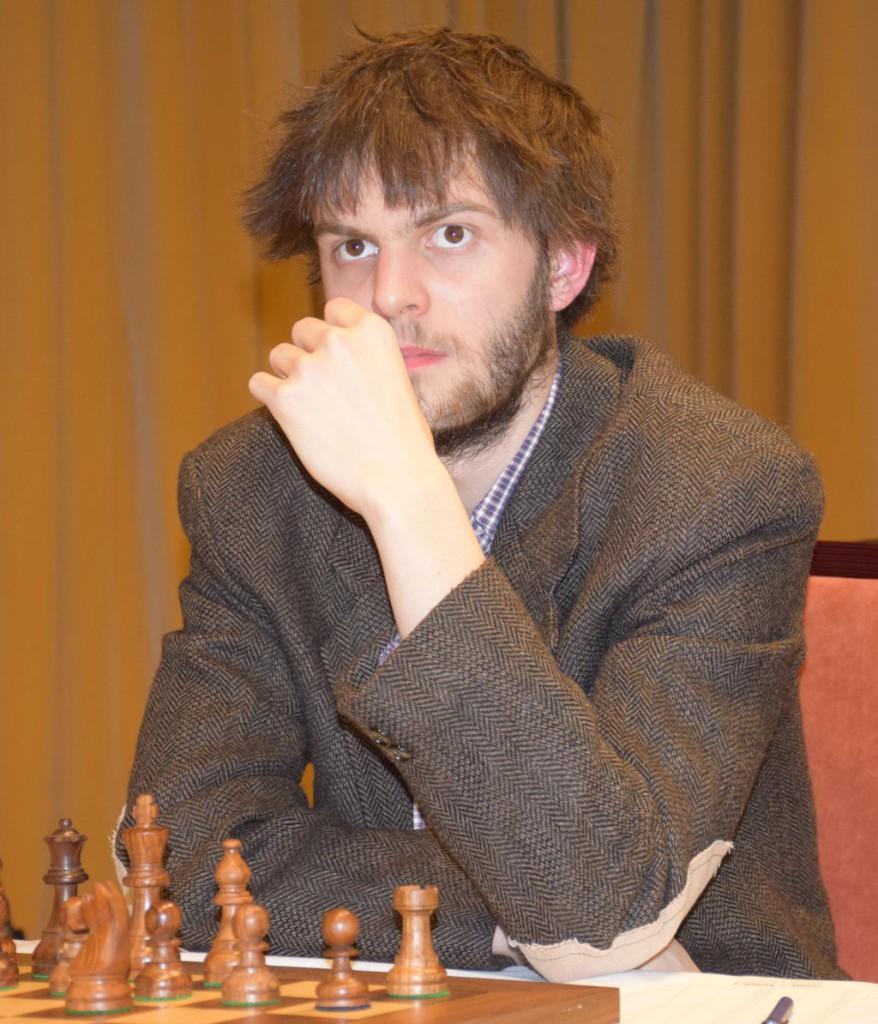 Nils Grandelius med kjempestart på Fagernes. Foto: Tarjei J. Svensen
