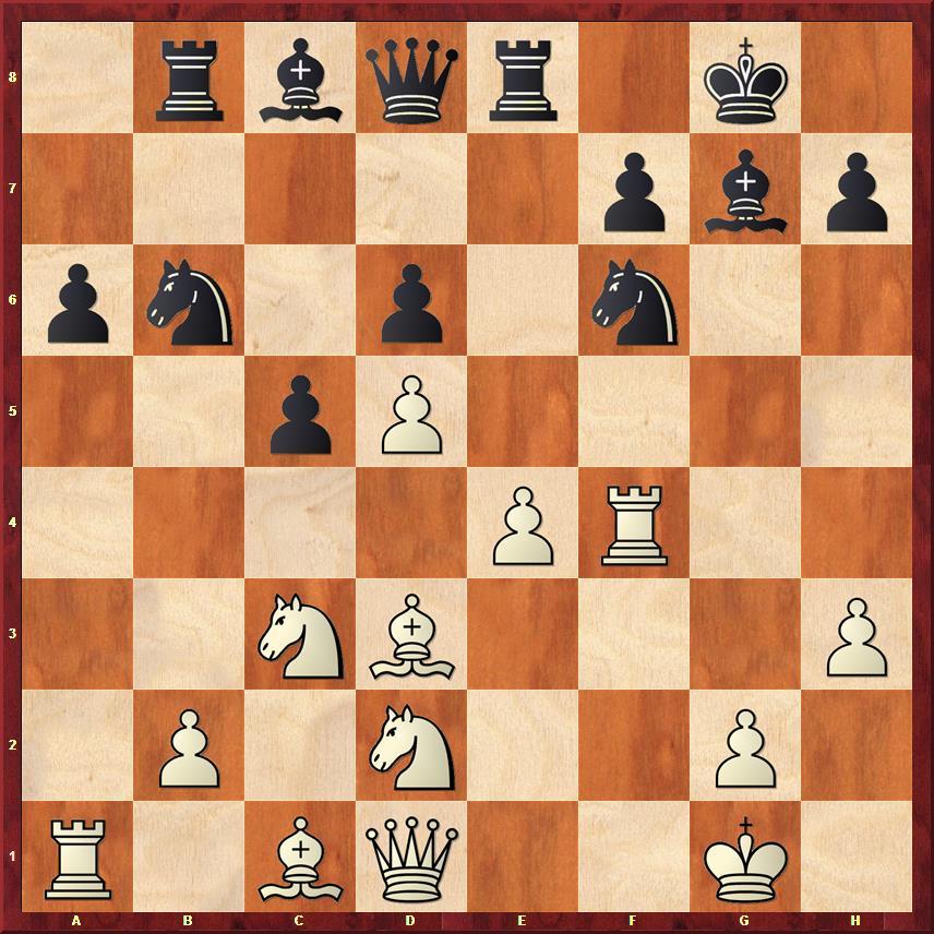 Hammer var forberedt helt frem til 17.Txf4.