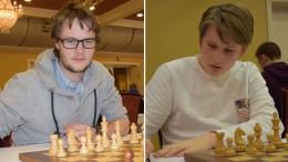 Frode Urkedal og Johan-Sebastian Christiansen med sterke prestasjoner på Fageres. Foto: Tarjei J. Svensen
