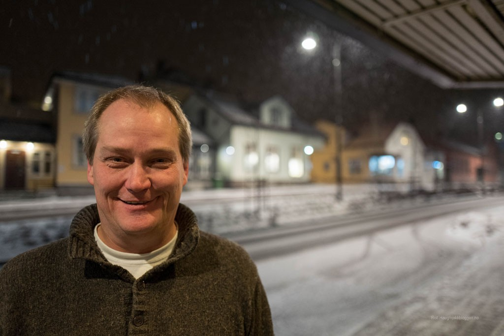 Jøran Aulin-Jansson. Foto: Rolf Haug.