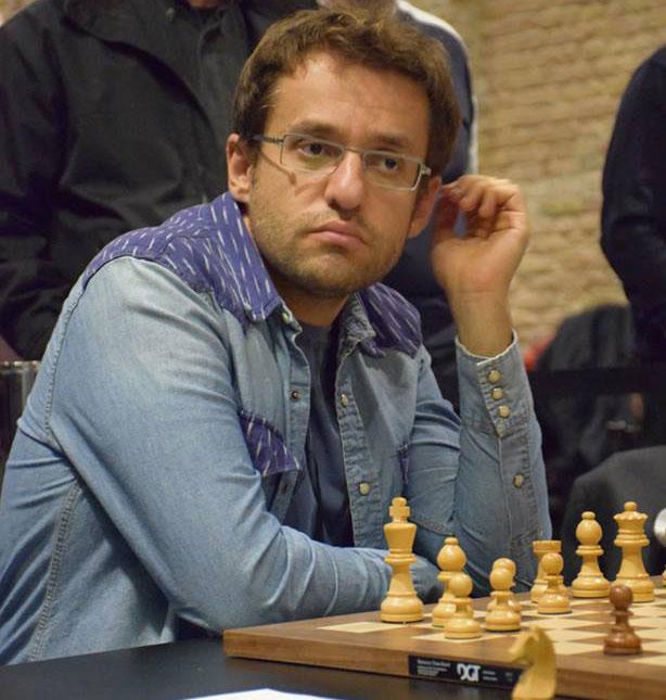 Levon Aronian. Foto: Yerazik Khachatourian