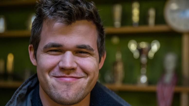 Kan Magnus Carlsen endelig vinne i Stavanger? Foto: Rolf Haug (www.haugsbilsalg.no)