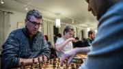 Simen Agdestein i lynsjakk nylig. Foto: Rolf Haug