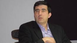 Vladimir Kramnik. Foto: Yerazik Khachatourian