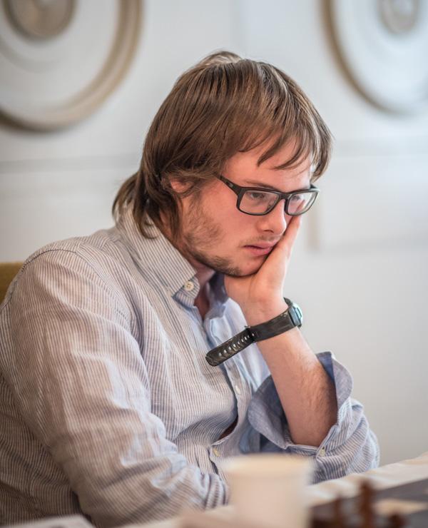 Frode Urkedal med god prestasjon i Stockholm. Foto: Lars OA Hedlund