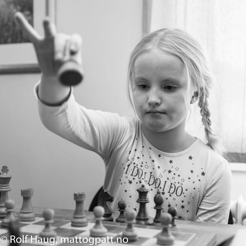 Amelia Nordquelle. Foto: Rolf Haug/mattogpatt.no