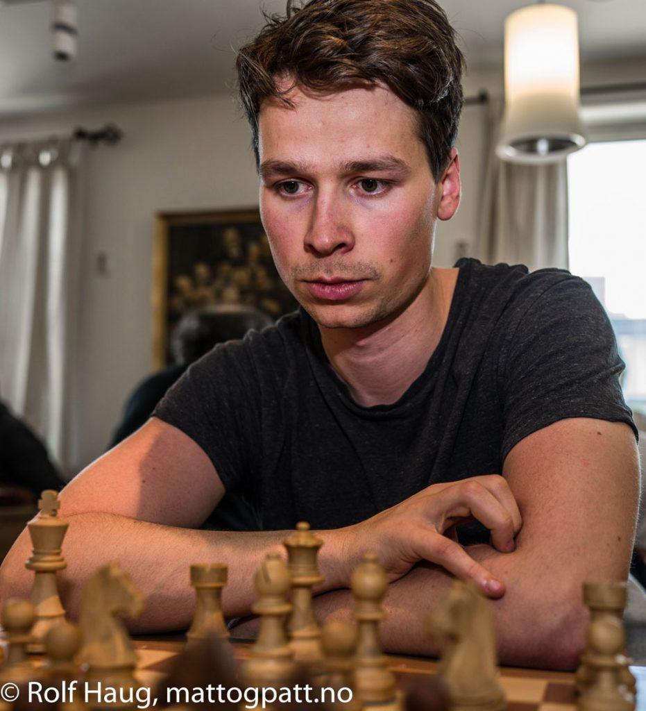 Mathias Nesheim Foto: Rolf Haug (www.haugsbilsalg.no)
