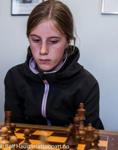 Thyra Kvendseth. Foto: Rolf Haug (www.haugsbilsalg.no)