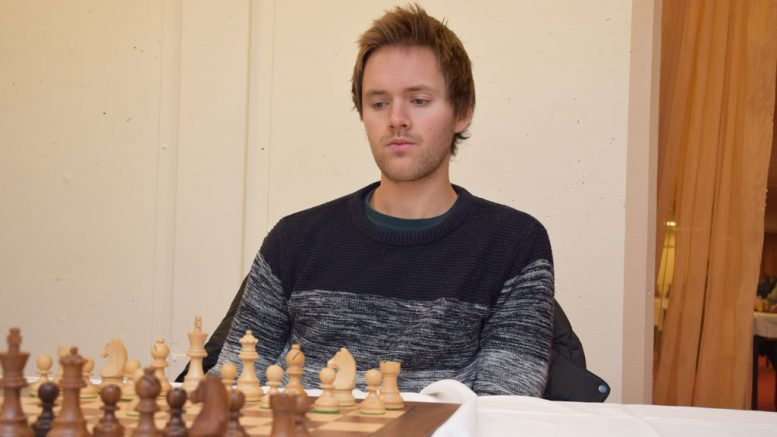 Nicolai Getz. Foto: Tarjei J. Svensen