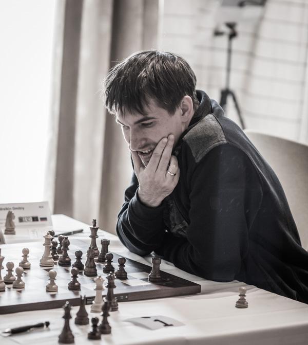 Dmitry Andreikin. Foto: Lars OA Hedlund
