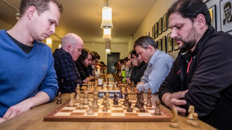 Evgeny Kulikov - Kaloyan Kostadinov. Foto: Rolf Haug