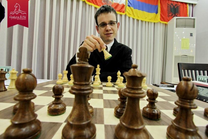 David Navara. Photo: EICC2016.com