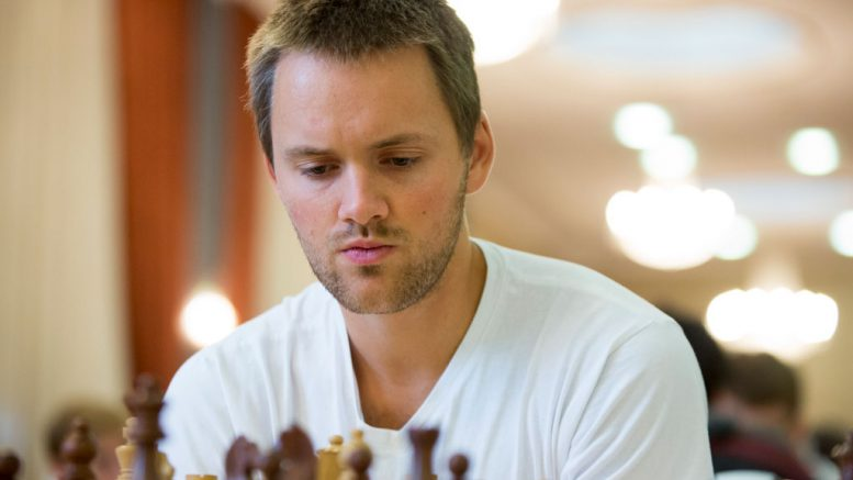 Nicolai Getz. Foto: Maria Emelianova