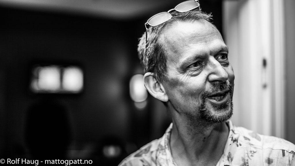 Bjarke Sahl. Foto: Rolf Haug (www.haugsbilsalg.no)