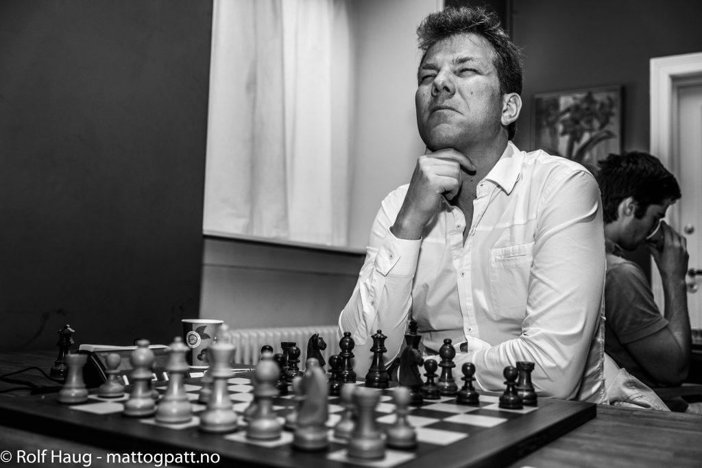 Tiger Hillarp Persson. Foto: Rolf Haug (www.haugsbilsalg.no)