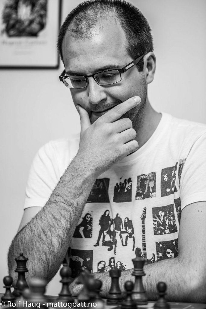 Daniel Kovachev. Foto: Rolf Haug (www.haugsbilsalg.no)