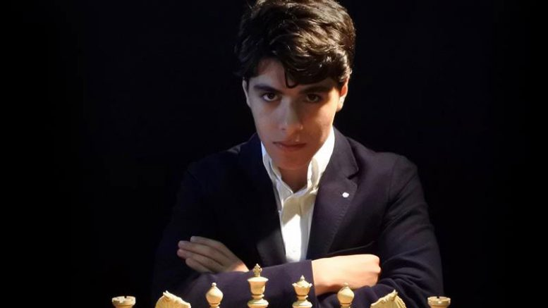 Aryan Tari. Foto: Checkmate London