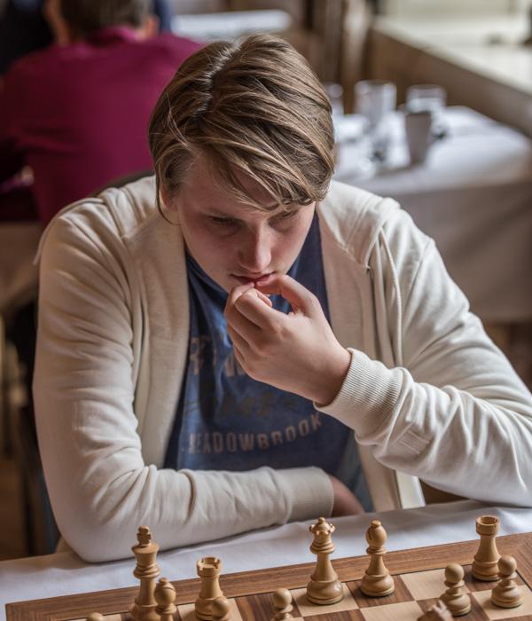 Johan-Sebastian Christiansen. Foto: Lars OA. Hedlund