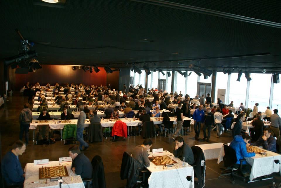 Reykjavik Open, her fra 2014, skal være en av de best organiserte og mest populære turneringene i Europa. Foto: reykjavikopen.com