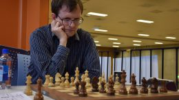 Rune Djurhuus med perfekt NM-start. Foto: Tarjei J. Svensen