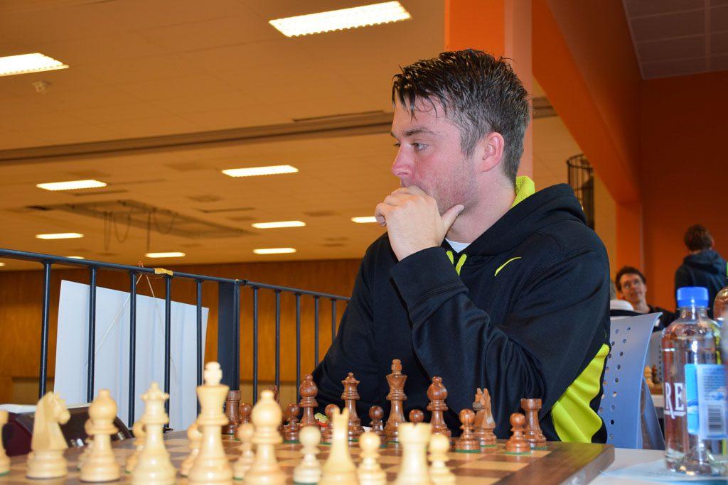 Joachim B. Nilsen. Foto: Tarjei J. Svensen