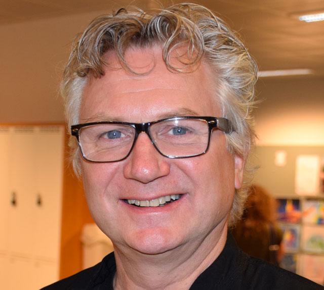Jan Sigmund Berglund. Foto: Tarjei J. Svensen