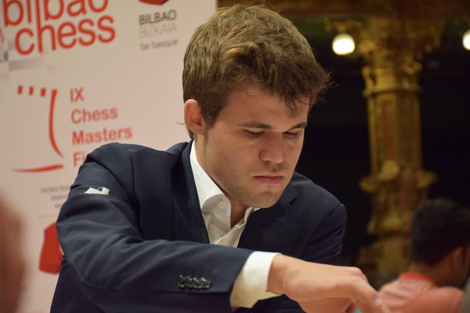 Magnus Carlsen. Foto: Yerazik Khachatourian