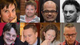 Matt & Patt har snakket med disse åtte ekspertene om årets NM. Foto: Tarjei J. Svensen/Rolf Haug