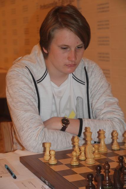 Kan Johan-Sebastian ta stormesternapp i 2016? Foto: Xtracon Chess Open