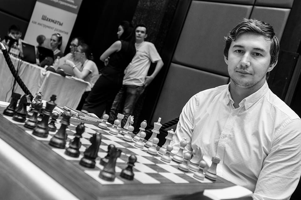 Sergey Karjakin. Photo: David Llada (http://www.davidllada.com/)