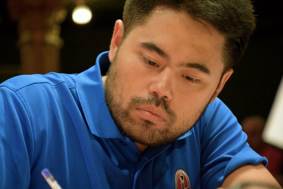 Får Magnus revansje mot Nakamura? Foto: Yerazik Khachatourian