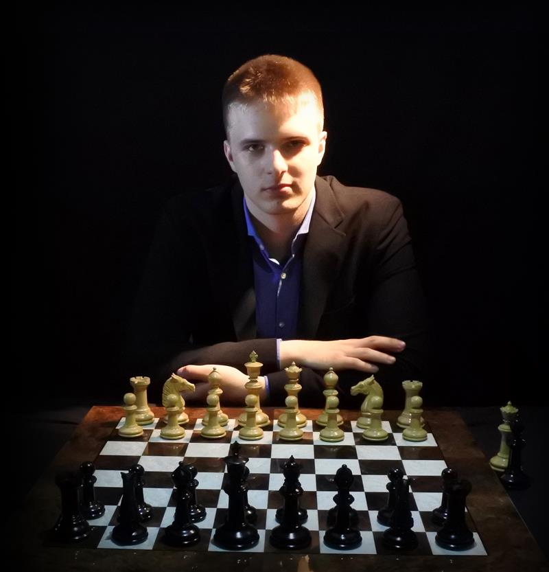 Richard Rapport: Photo: Checkmate-Show