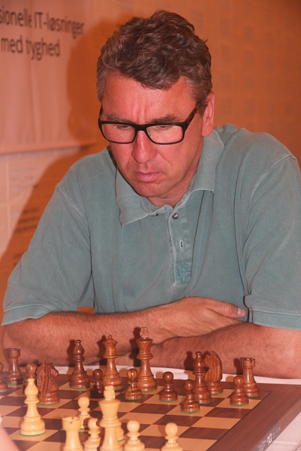 Simen Agdestein. Foto: Xtracon Chess Open