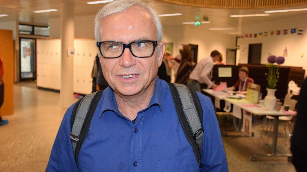 Børge Waaktar Svanholm. Foto: Tarjei J. Svensen