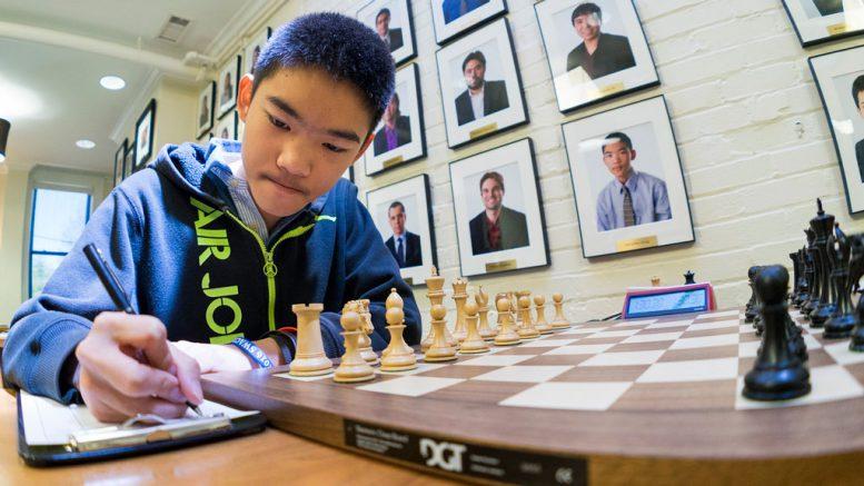 Jeffery Xiong med solid prestasjon under det amerikanske mesterskapet tidligere i år. Foto: Lennart Ootes
