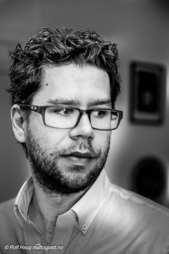 Jon Ludvig Hammer. Foto: Rolf Haug/mattogpatt.no