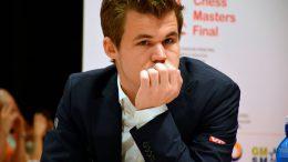 Magnus Carlsen. Photo: Yerazik Khachatourian