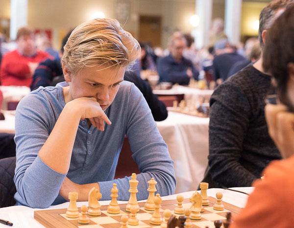 Lars Oskar Hauge. Foto: Lars OA Hedlund